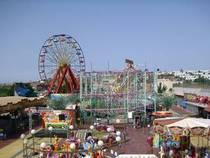 Der Freizeitpark Holiday World in Maspalomas auf Gran Canaria