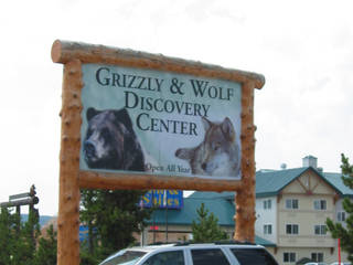 Grizzly Wolf Discovery Center © TFDuesing