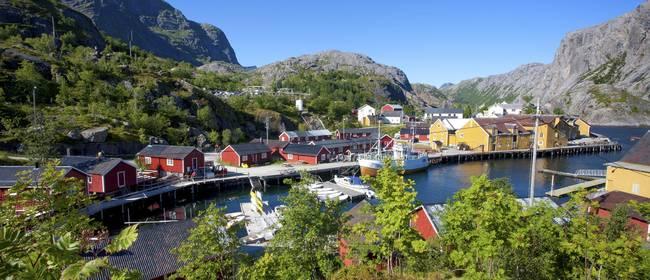 Ausflugsziele und Attraktionen in Norwegen