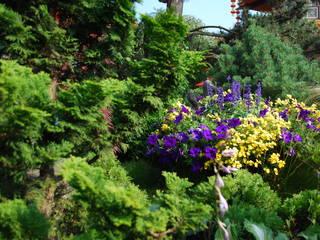 Bepflanzung im Phantasialand
