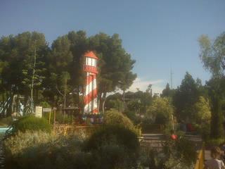 El hermoso Parque de Atracciones de Zaragoza © jesus.gil.hernandez