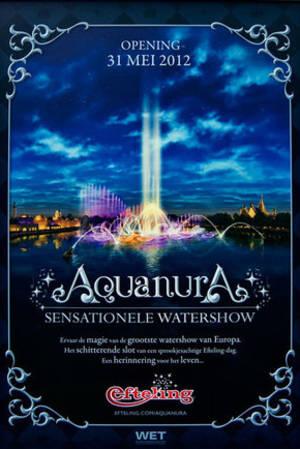 Aquanura © Efteling