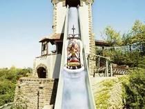 Wildwasserbahn im Erlebnispark tripsdrill © Erlebnispark Tripsdrill