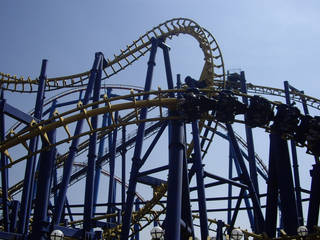 Six Flags Mexico © Fluence